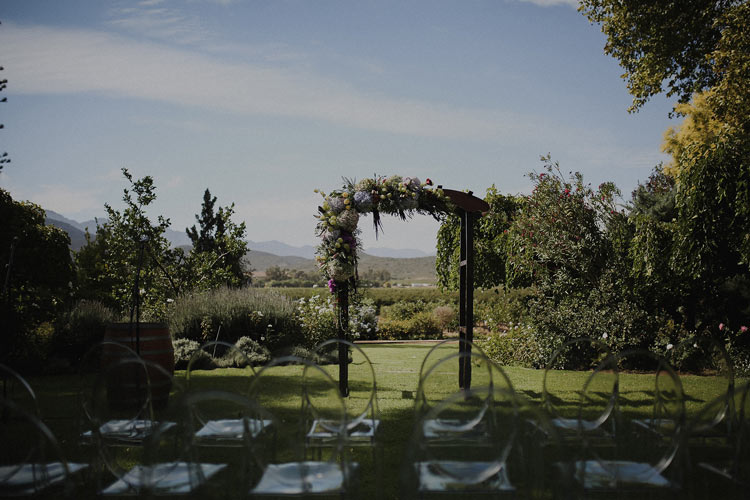 Outdoor Wedding in the Heart of Robertson | Wederom