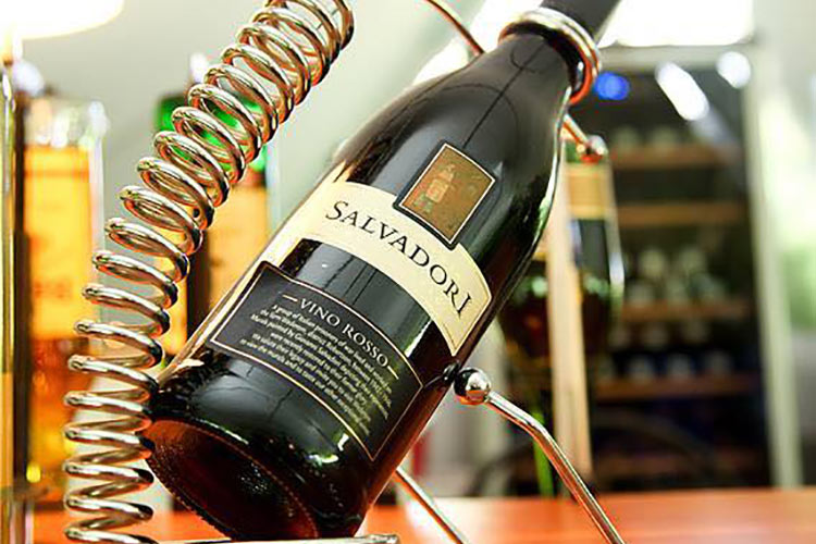 Salvadori Vino Rosso | Family Owned And Run | Wederom Boutique Winery
